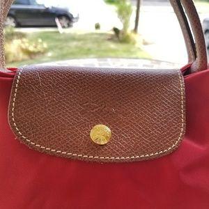 Longchamp pliage bag